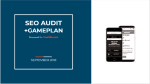 SEO Audit Deck