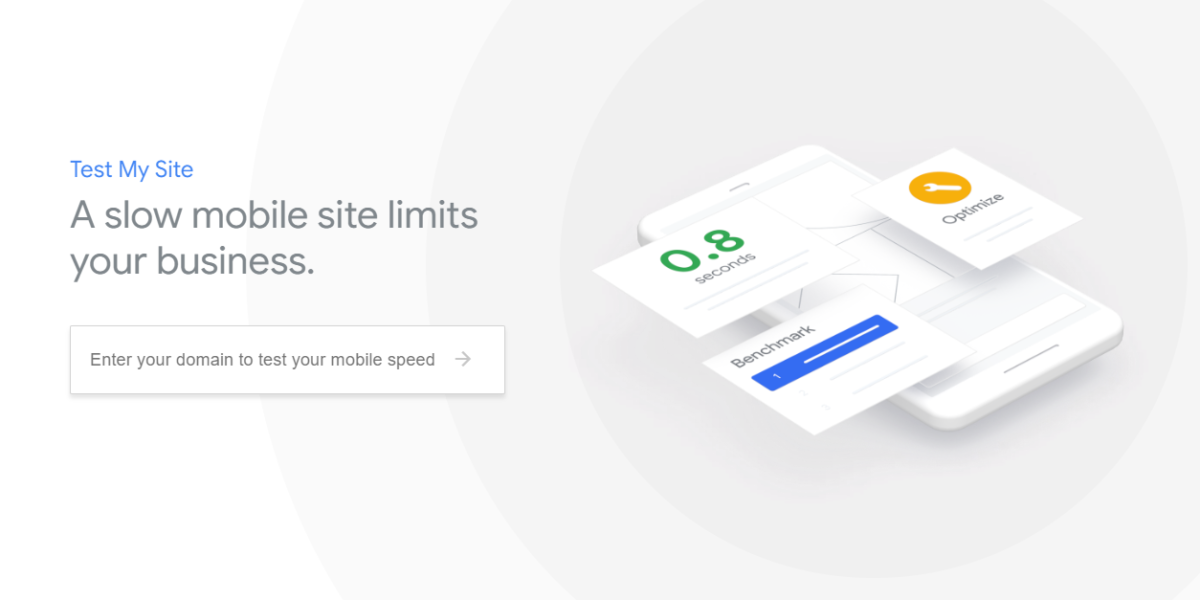 Test Site with Google