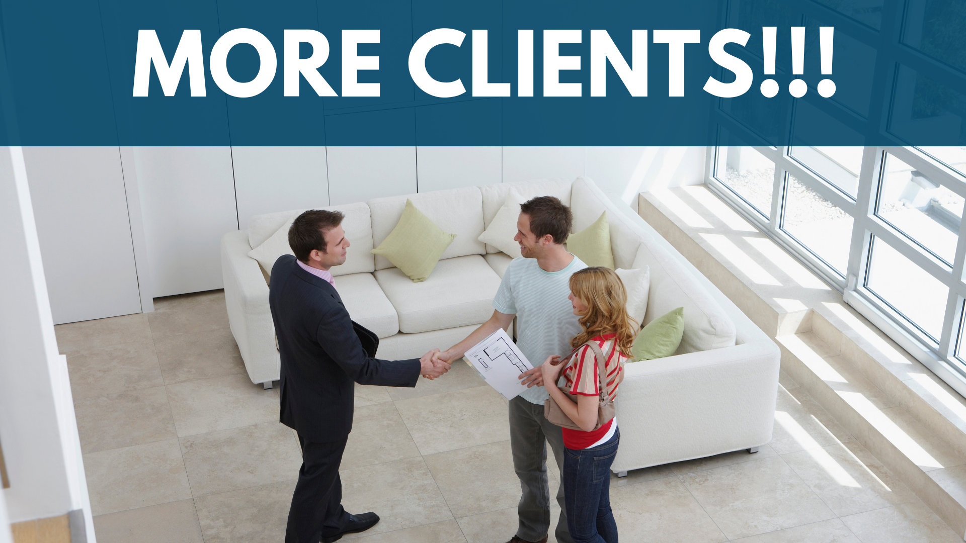 Acquire More Real Estate Clients