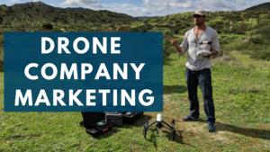Drone Company Marketing