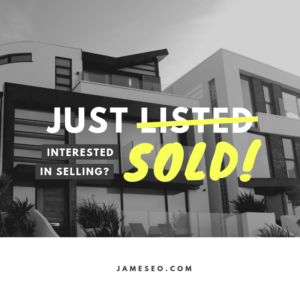 Just Listed Just Sold